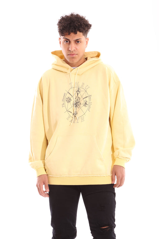 GRAPHIC DOWN TOWN HOODIE