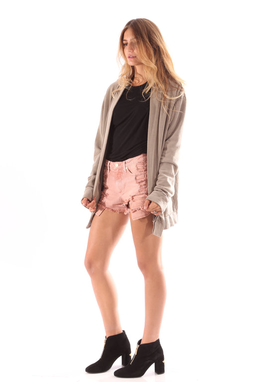WOMENS UNEARTHED CARDIGAN