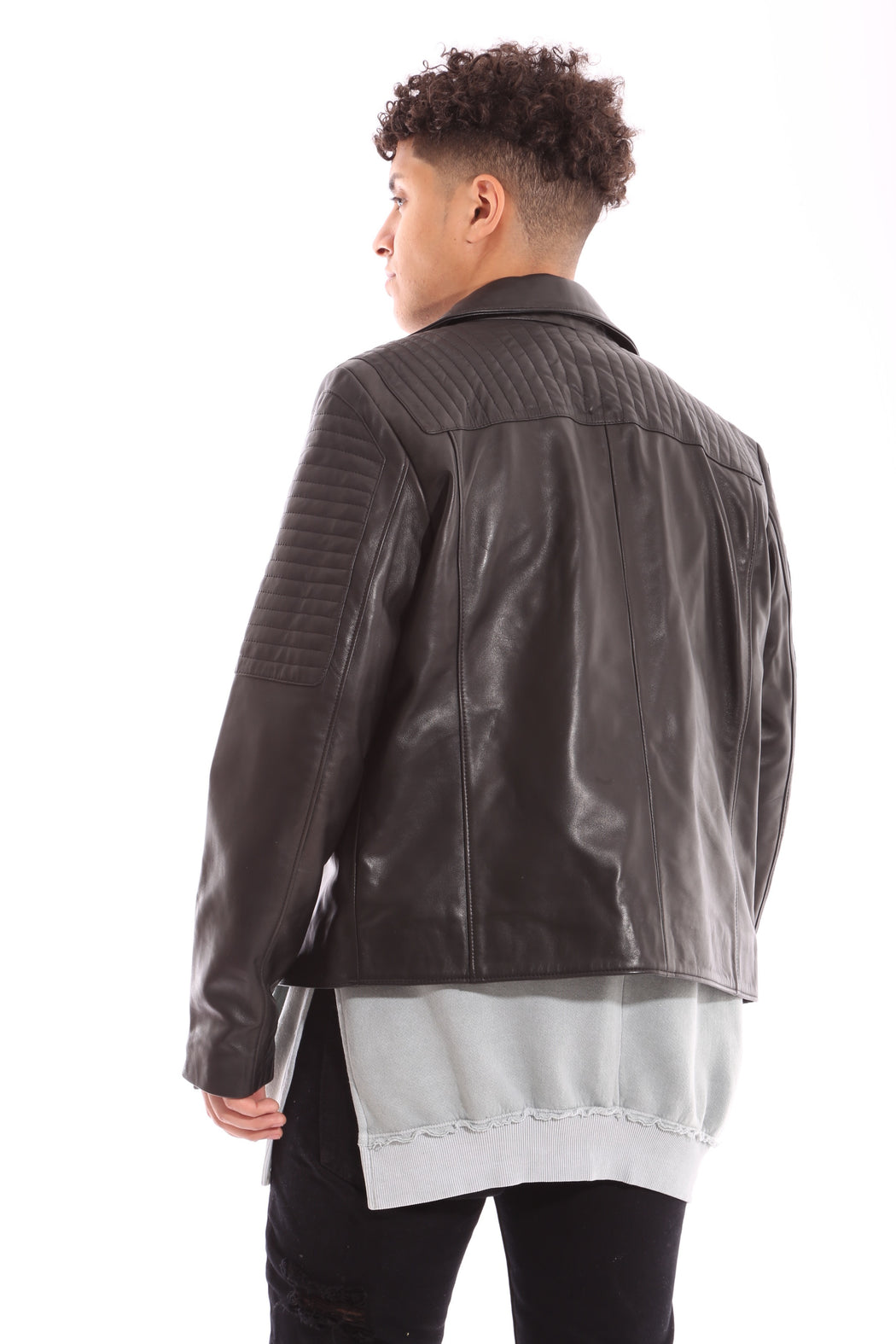 LOST BOYS LEATHER JACKET