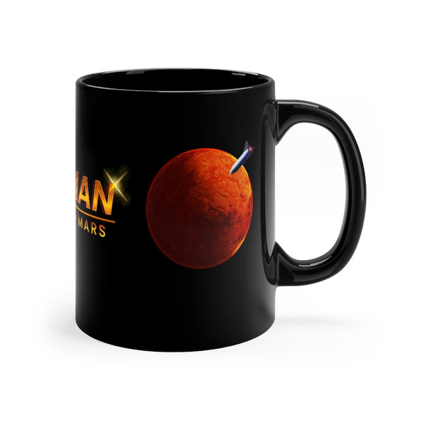 Starman Coffee Mug