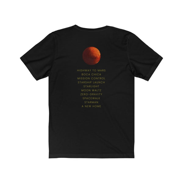 Starman Crewneck T-Shirt