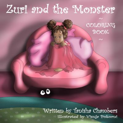 Zuri and the Monster Coloring Book