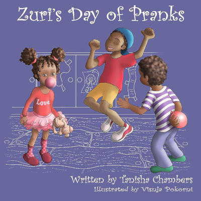 Zuri's Day of Pranks