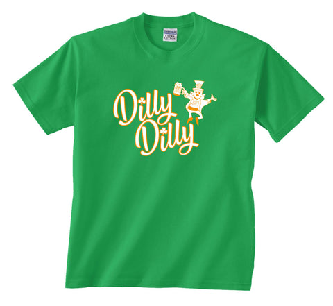 Dilly Dilly Leprechaun