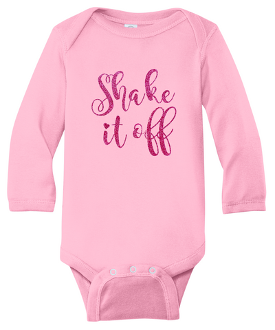 Shake it off Long Sleeve