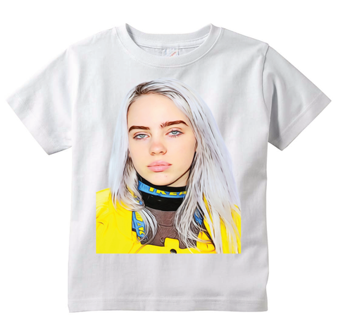 Billie Eilish T-shirt TODDLER