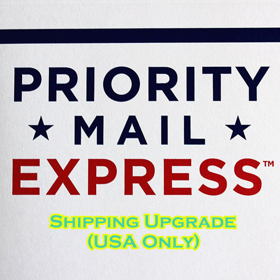 USPS Priority Mail Express 1-2 Business Days Shipping Upgrade