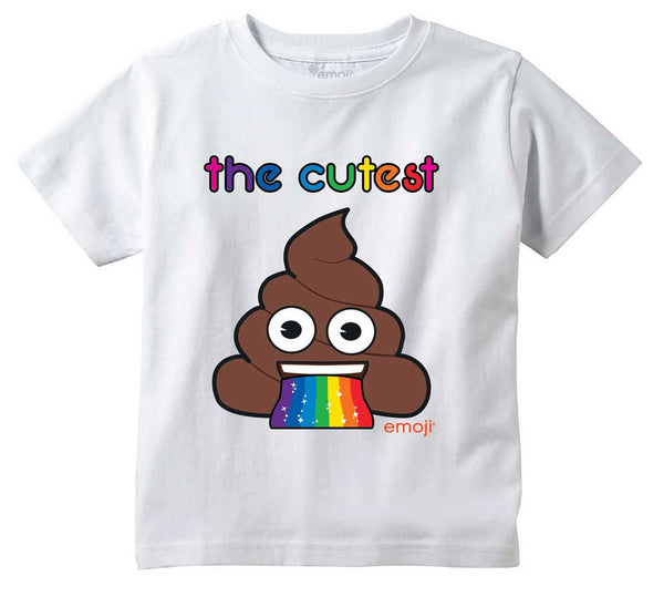 Cutest Poo emoji® Shirt