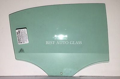 2011-2017 Volkswagen Jetta 4 Door Sedan Rear Passenger/Right Side Replacement Door Glass