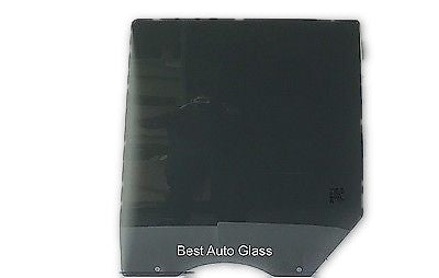 2001-2006 Hyundai SantaFe Rear Driver/Left Side Door Glass{Factory Privacy Tint}