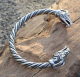 Viking Dragon Arm Ring Bracelet