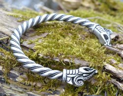 Viking Dreki Arm Ring
