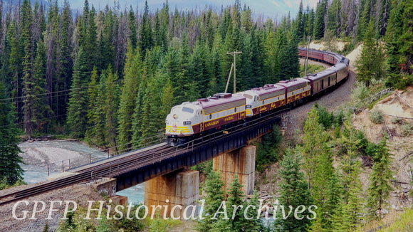 Royal Canadian Pacific Ghost Pine Rail Productions