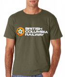 British Columbia Railway Dogwood - Hoodie T-Shirt Mug Combo