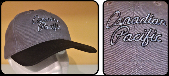 CP New Script Logo Gray-Black #2 Casual Ts Apparel