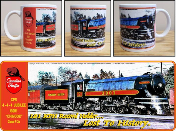 Canadian_Pacific_4-4-4_Jubilee_Chinook_Steam_Locomotive_F2a_Ceramic_Mug_Casual_Ts_Apparel_and_Souvenirs