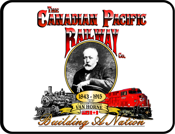 Canadian_Pacific_Railway_Building_A_Nation_graphic_logo_Casual_Ts_Apparel_and_Souvenirs