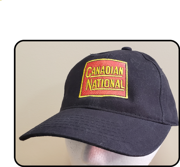CN Square Tender AJM Basic Black Cap