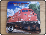 Canadian Pacific AC4400CW Locomotive Coaster Casual Ts Apparel and Souvenirs