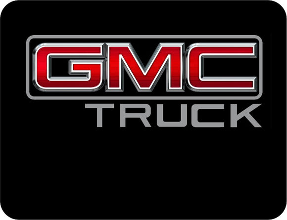 GMC Truck Logo Black Casual Ts Apparel and Souvenirs