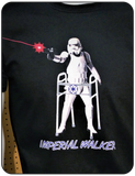 Imperial Walker graphic t-shirt Casual Ts Apparel and Souvenirs