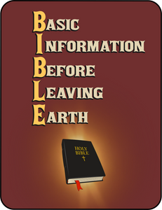 Inspirational Basic Bible Graphic T-shirt Casual Ts Apparel and Souvenirs
