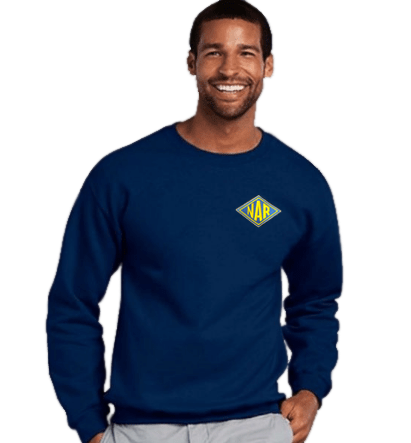 Sweatshirt NAR - Northern Alberta Railway Embroidered