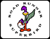 Road Runner Superbird Logo Casual Ts Apparel and Souvenirs