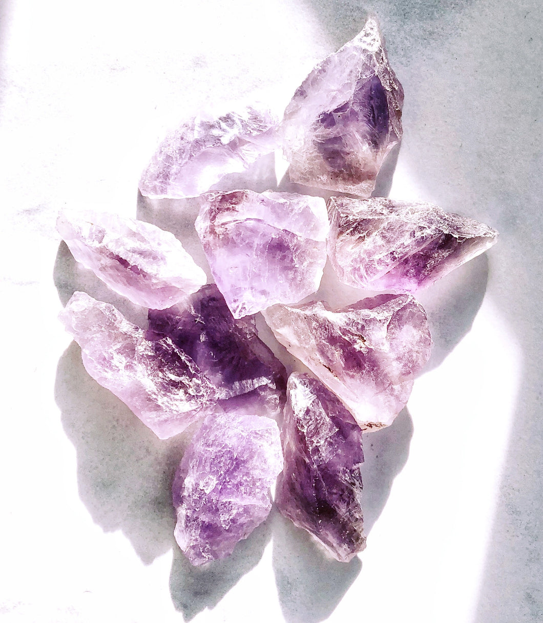 Amethyst Natural Chips