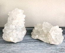 "Clear Quartz Stalactite Clusters 3"" Extra"