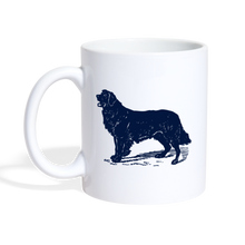 Vintage Retriever Coffee/Tea Mug - white