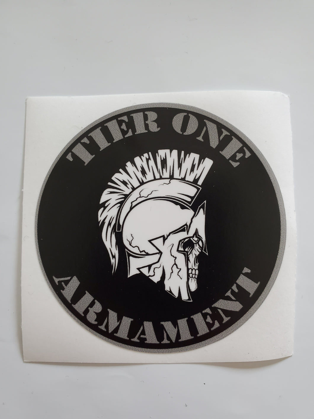 Tier One Armament sticker