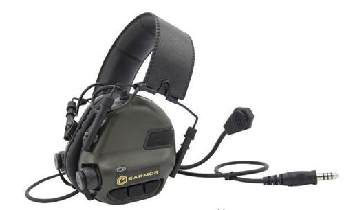 Earmor M32 Electronic Communication Hearing Protector