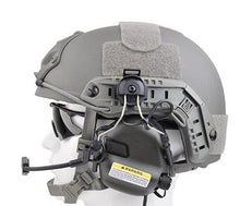 Earmor M32H Tactical Communication Hearing Protector for FAST MT Helmets