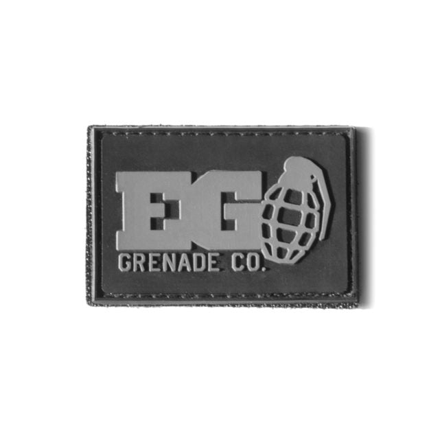 Classic EG Patch in Black and Olive