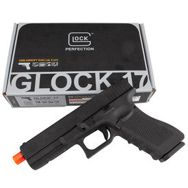 Umarex licenced Glock G17 GEN 4 GBB 6MM BLACK