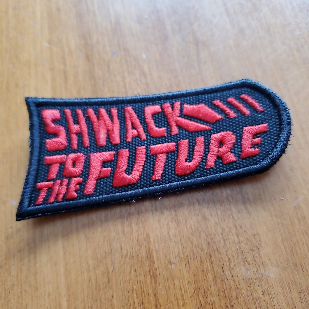 Shwack To The Future patch