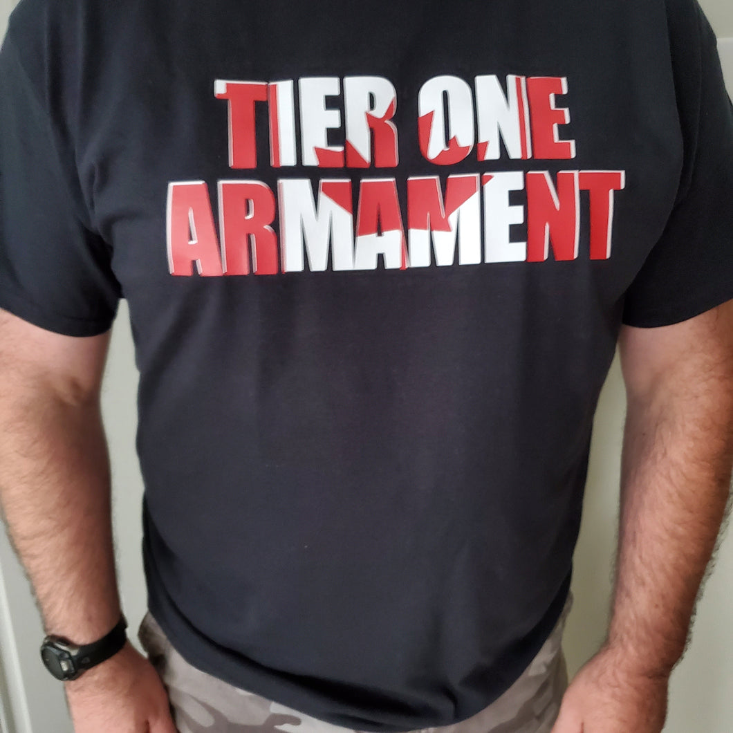 Tier One Armament Canadian Tee