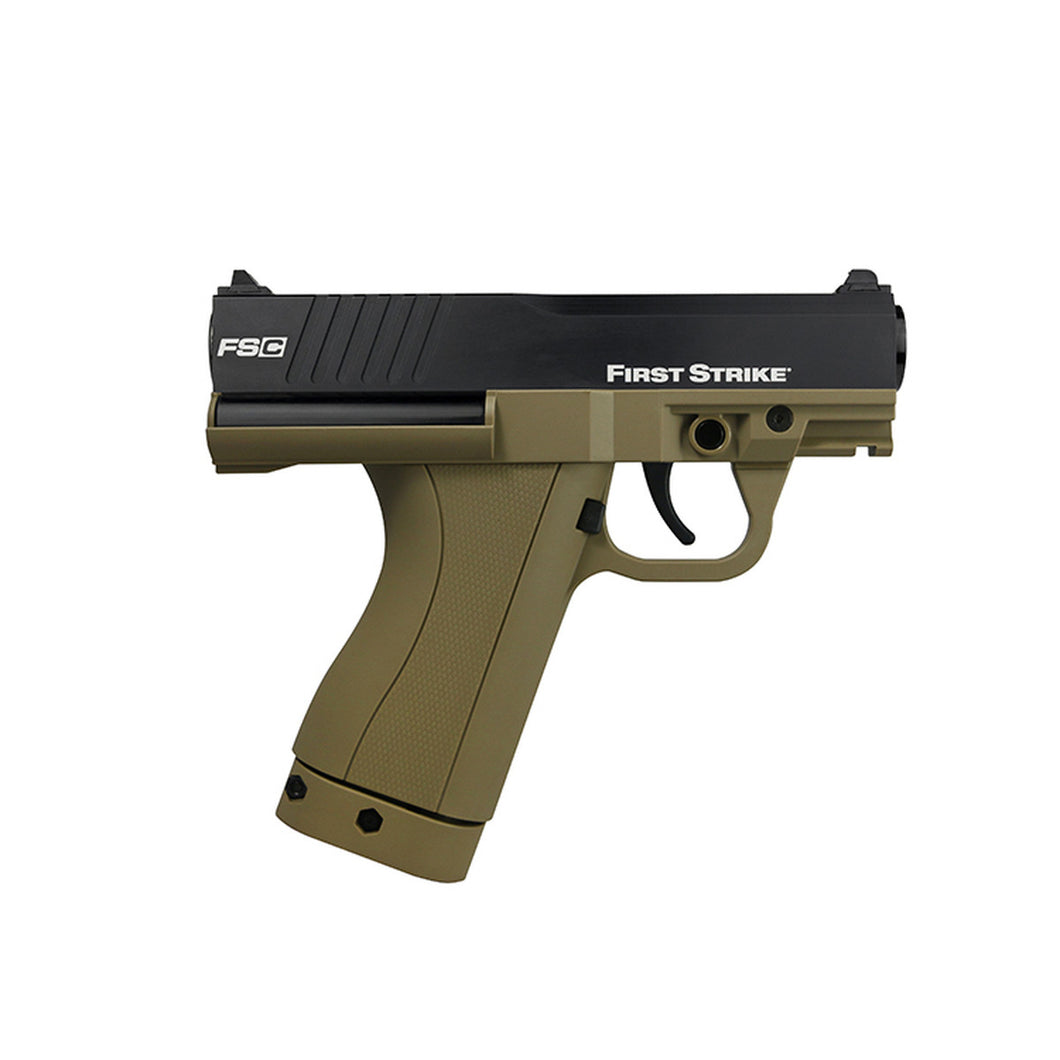 First Strike FSC Paintball Pistol - Tan