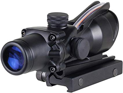 Precision Dynamics 4 X 32 Acog With Fiber Optic