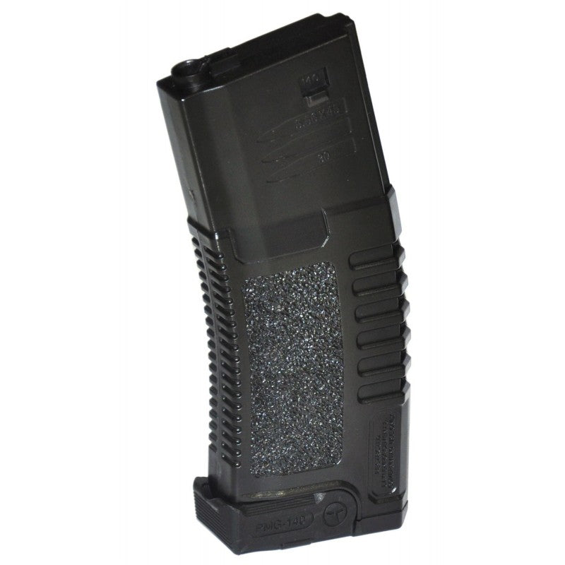 Ares Amoeba M4 140 Rounds AEG Magazine in Black or Tan