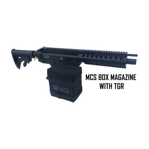 MCS BOX DRIVE MAGAZINE FOR MAXTACT/TGR PAINTBALL GUN