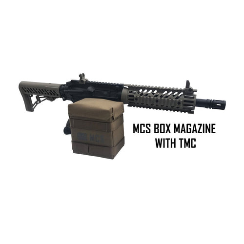 MCS BOX DRIVE MAGAZINE FOR TMC PAINTBALL GUN