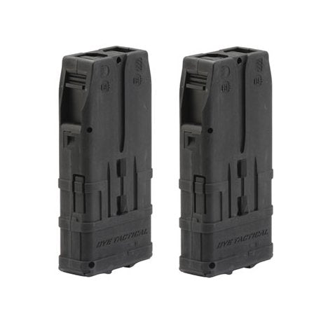 MG100/EMF100 Dye Dam 10 Round Magazine 2 Pack (black)