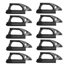 HELIX RAPTOR PLATE BLACK (10 PACK)