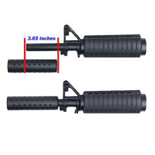 SPECIAL OPS THREAD-ON SILENCER (22MM MUZZLE THREADS)