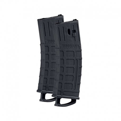 Tippmann TMC Magazine - 2 Pack (black or tan variants)