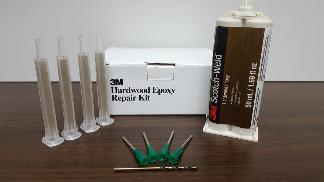 3M Hardwood Epoxy Repair Kit