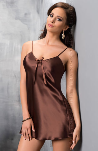 Irall Aria Nightdress Chocolate