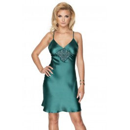 Irall Emerald III Nightdress Dark Green